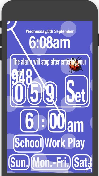 A.Clock-Alarm Clock screenshot-9