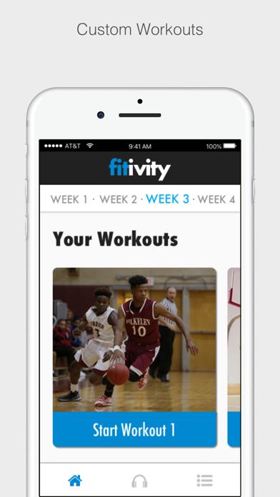 Basketball Dribbling Screenshot