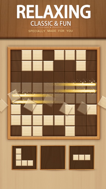 Wood Block Puzzle Game screenshot-0