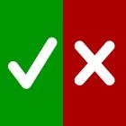 Verdadero o Falso Matemáticas (Versión Completa) icon