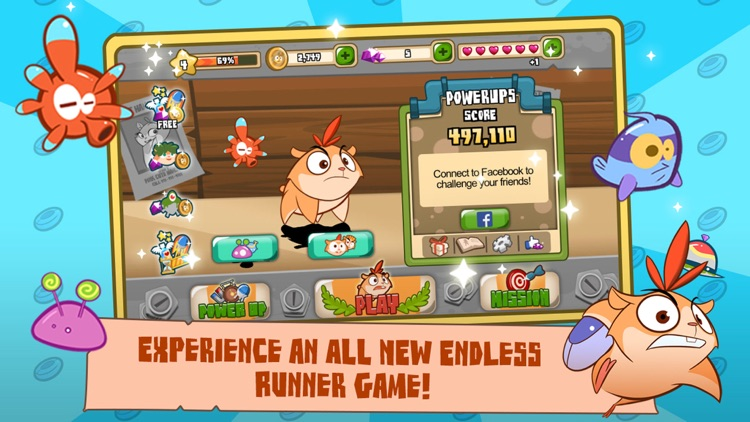 Furball Rampage screenshot-4