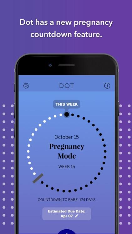 Dot Fertility Tracker screenshot-4