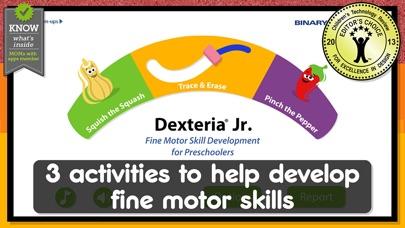 Dexteria Jr. - Fine Motor Skill Development app