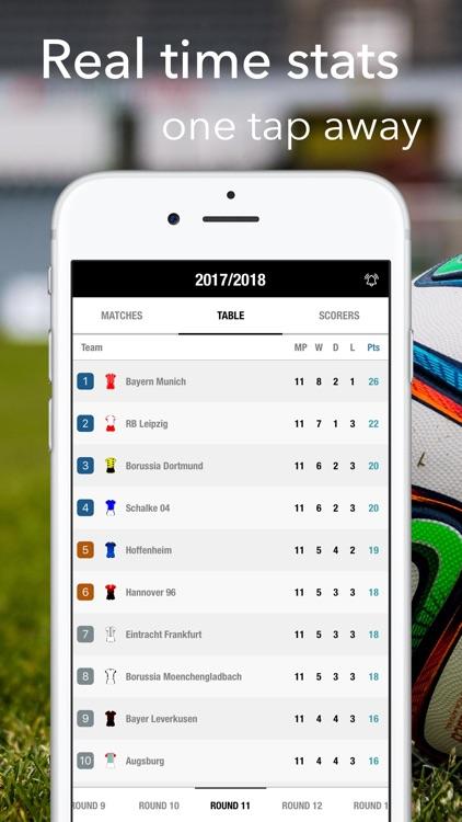 Live Football for Bundesliga