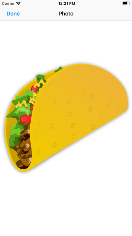 Tasty Taco Stickers screenshot-3