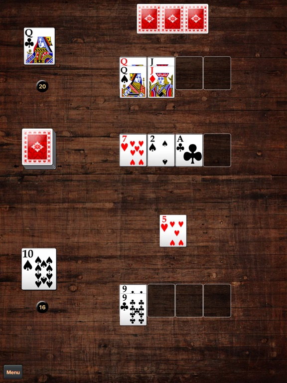 Screenshot #1 for Spite & Malice - Classic Game