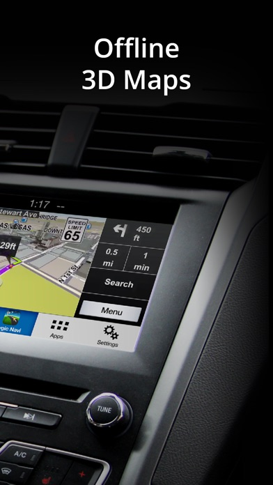 Screenshot #8 for Car Navigation: GPS & Maps