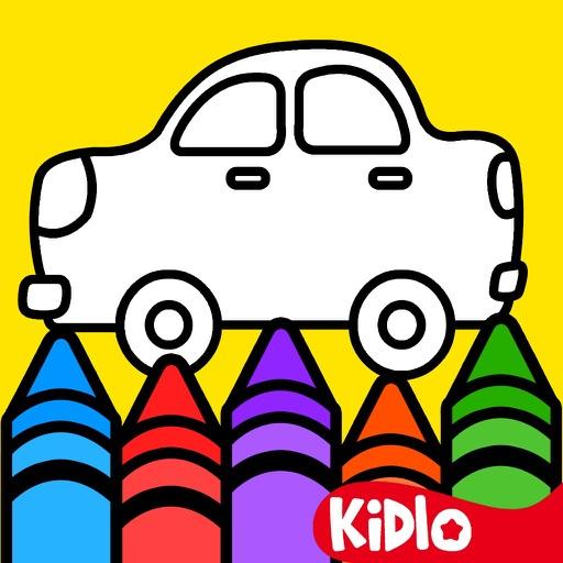 Kidlo Coloring Book For Kids