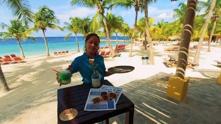 Blue Bay Curaçao VR screenshot-4