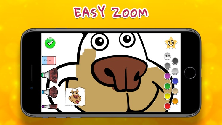 Coloring Your Dogs screenshot-4