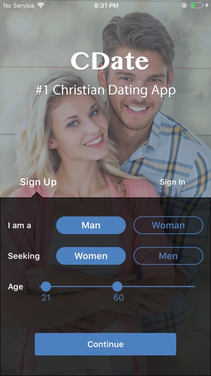 Black christian dating app