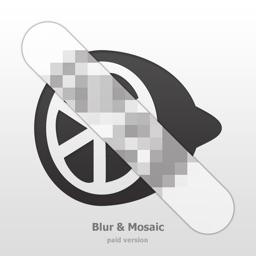 Blur & Mosaic  [Paid version]