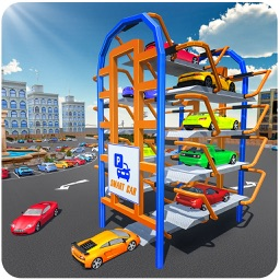 Smart Car Parking – Multi Level Parking Master