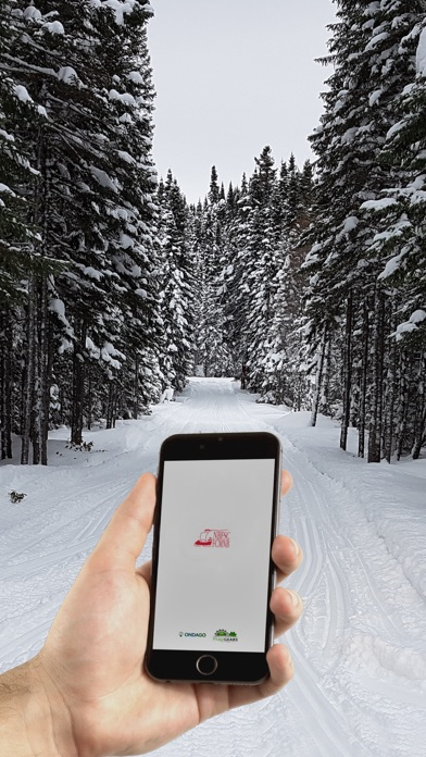 Screenshot for GoSnowmobiling NB 2018-2019! in United States App Store