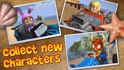 Screenshot from Beach Buggy Blitz