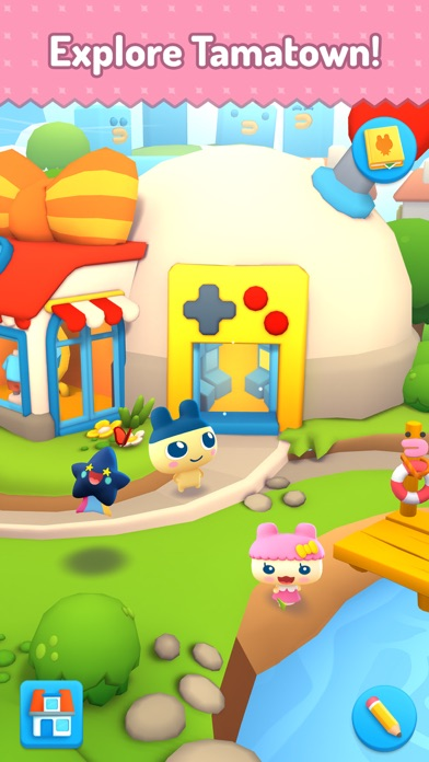 Download My Tamagotchi Forever for Pc