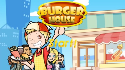 Big Burger House screenshot one