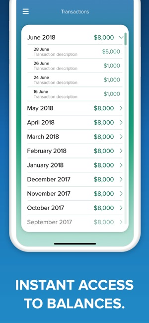 U-Nest: Save Money for Kids Screenshot