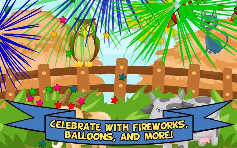 Barnyard Puzzles For Kids screenshot 3