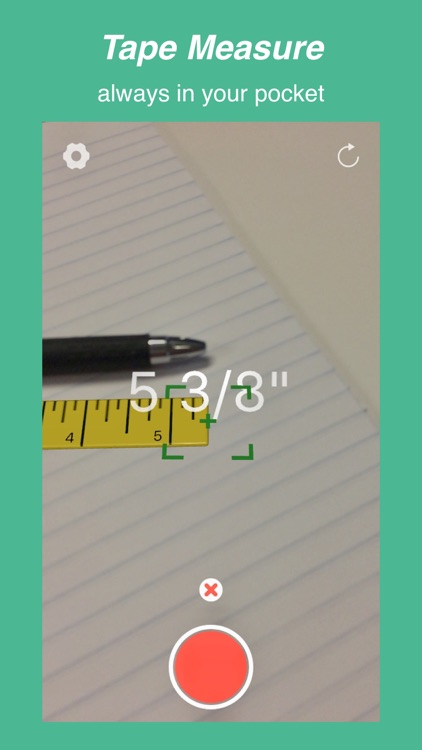 EzMeasure Virtual Tape Measure