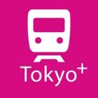 Tokyo Rail Map+ Lite • Yokohama, Saitama, Chiba icon