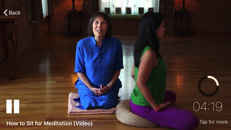 Ananda Meditation screenshot-4