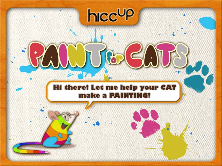 Paint for Cats screenshot-3