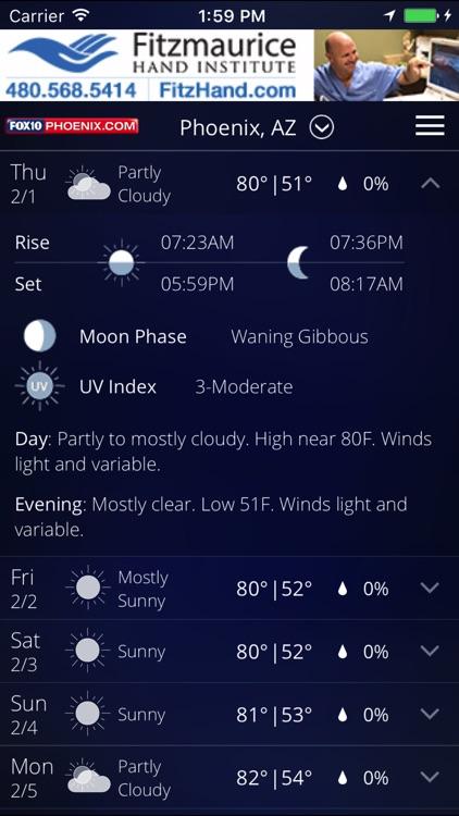 FOX 10 Weather