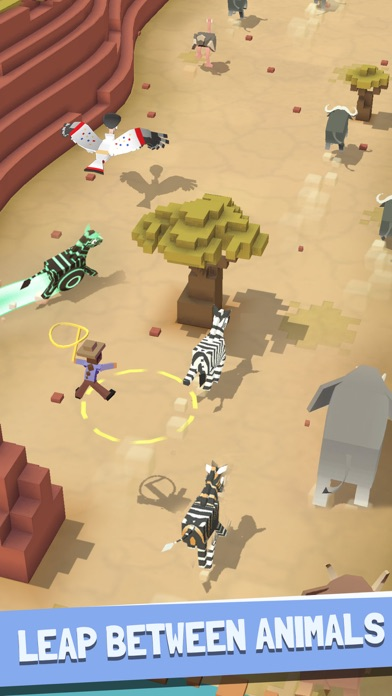 Rodeo Stampede: Sky Zoo Safari for Windows
