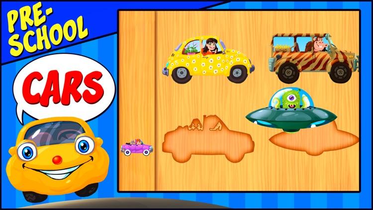 My First Car Puzzle screenshot-4