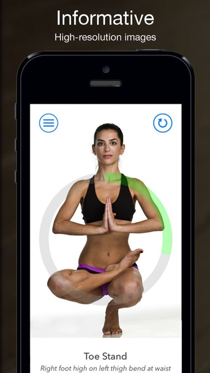 Hot Yoga Timer - Bikram screenshot-1