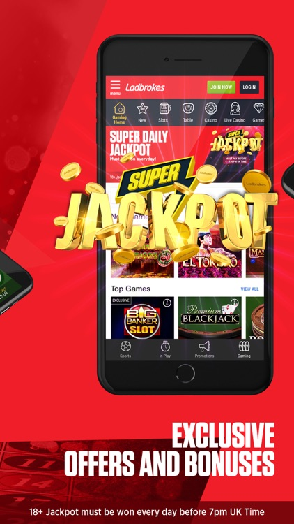 Ladbrokes Casino & Games
