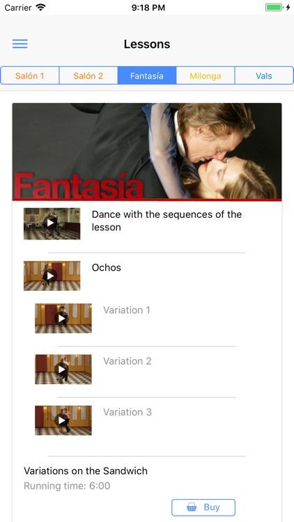 Tango curso 3