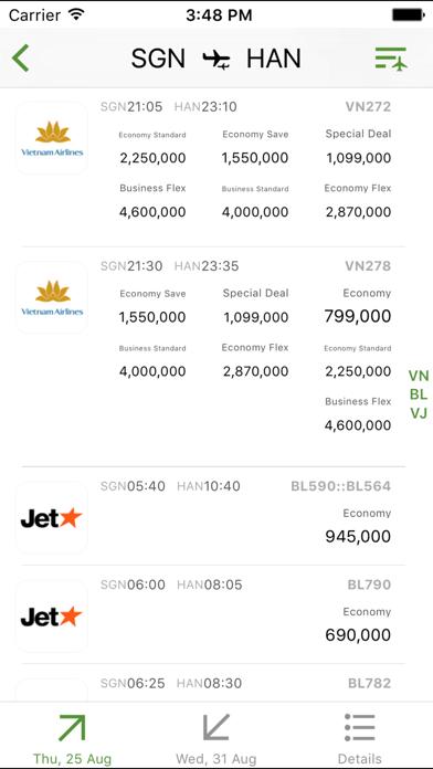 Vietnam Flight screenshot two