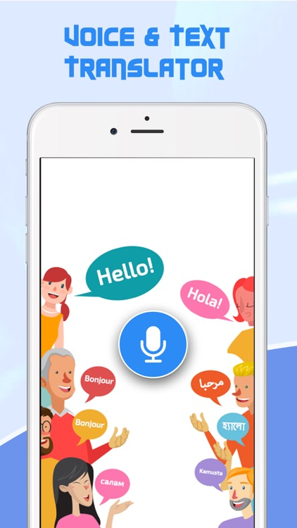Voice & Text Translator
