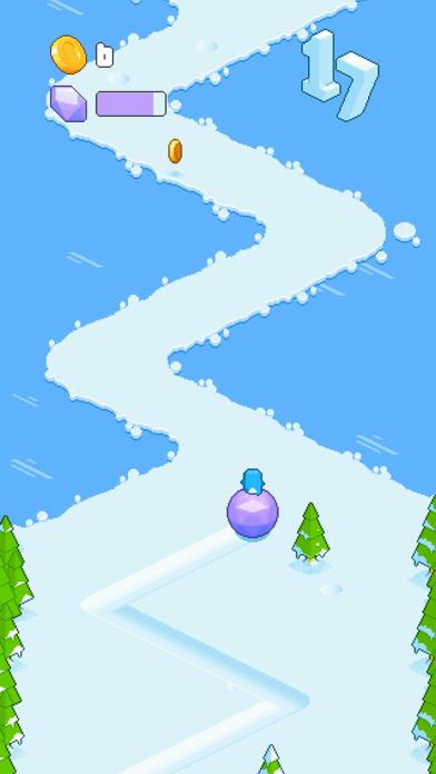 Snow RollScreenshot von 3