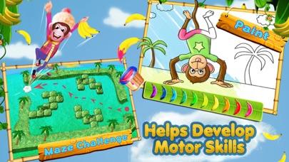 Screenshot 9 For 5 Little Monkeys Full Version