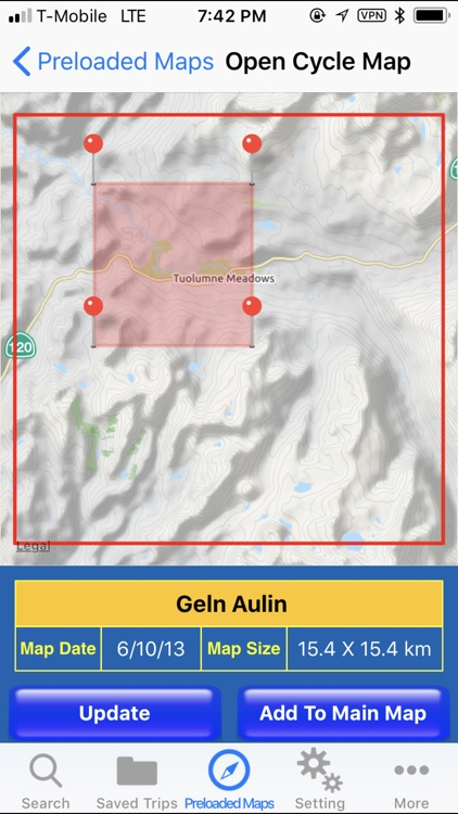 GPS Hiker screenshot-8