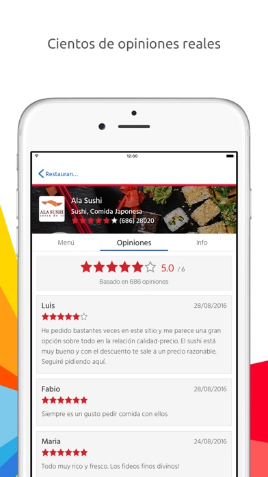 download Just Eat apps 1
