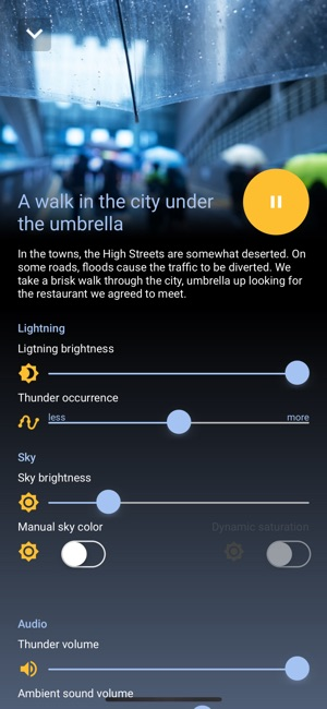 hue thunder for philips hue on the app store