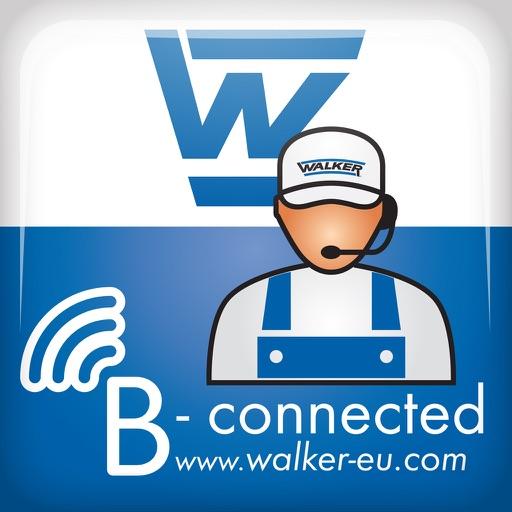 Walker B-Connected iOS App
