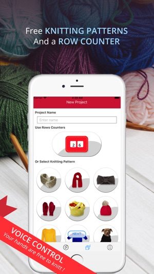 Knitting Genius Knit Easy On The App Store