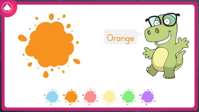 Xander English Shapes&Colours Screenshot