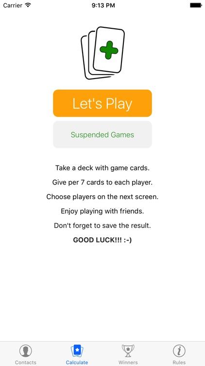 UNOWin App for UNO Card Game by Oleh Kiz