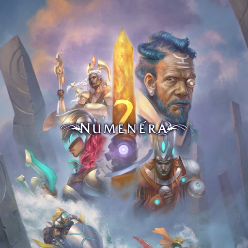 Numenera Sticker Pack