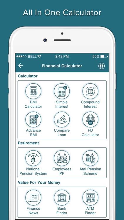 All Financial Calculator