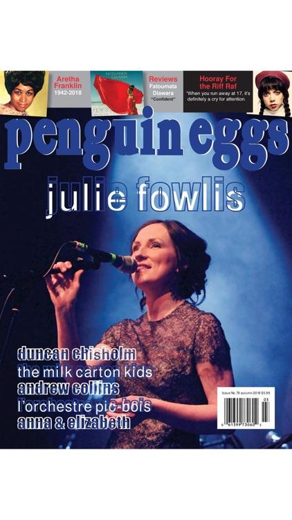 Penguin Eggs Magazine