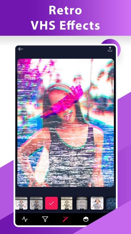 Glitch Video Photo 3D Effect.s