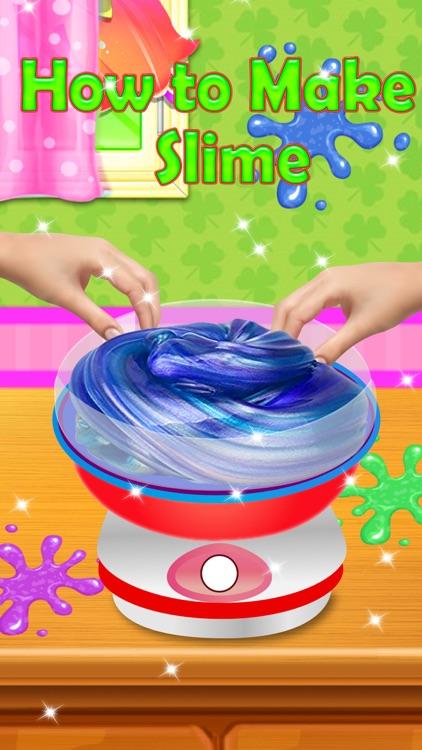 Squishy Slime - Slime Games - screenshot-3