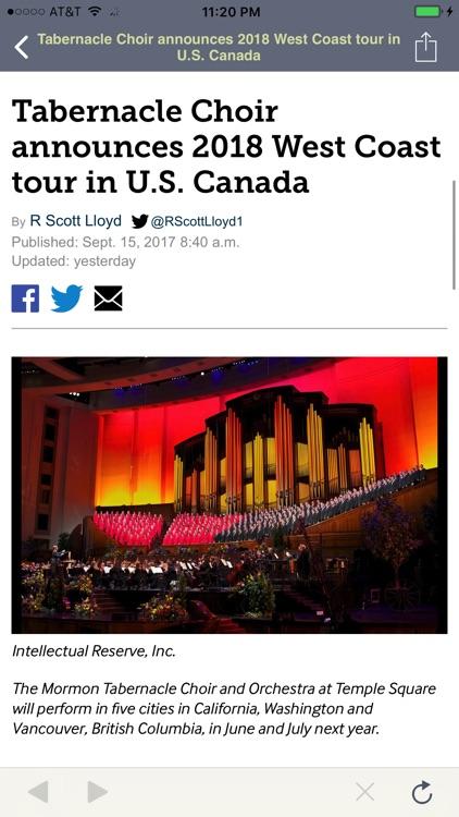 LDS News screenshot-3